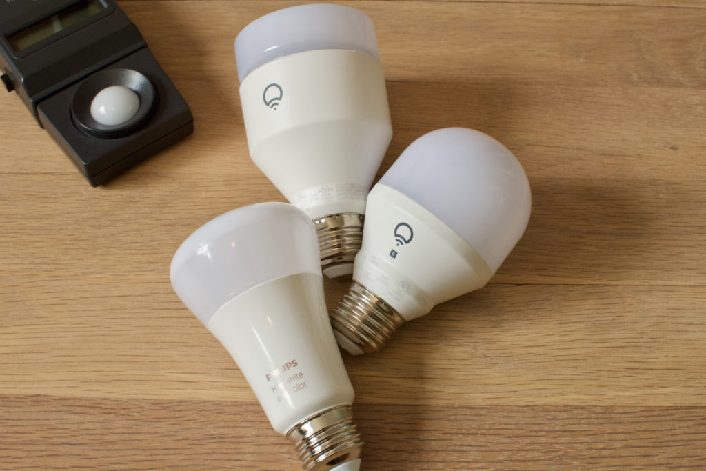 Top picks for smart LED light bulbs