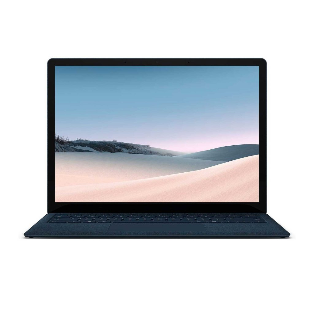 Microsoft Surface Laptop 3 - most climate-friendly Windows laptop
